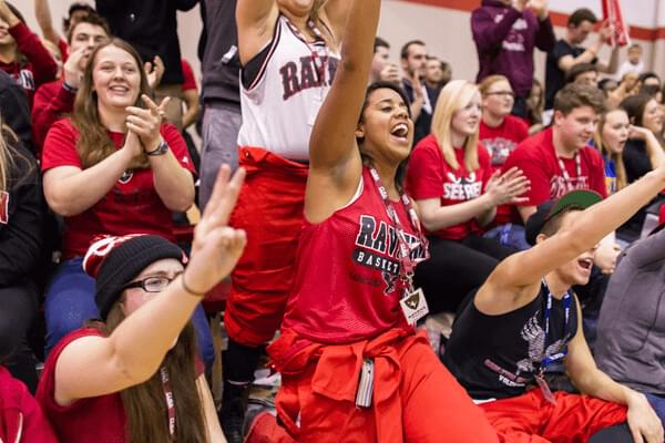 Photo for the post: Ravens Intramurals are Back at Carleton