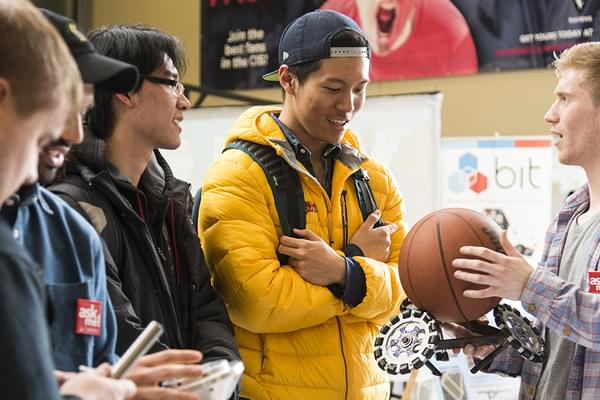 Photo for the post: Registration Open for Carleton Intramurals